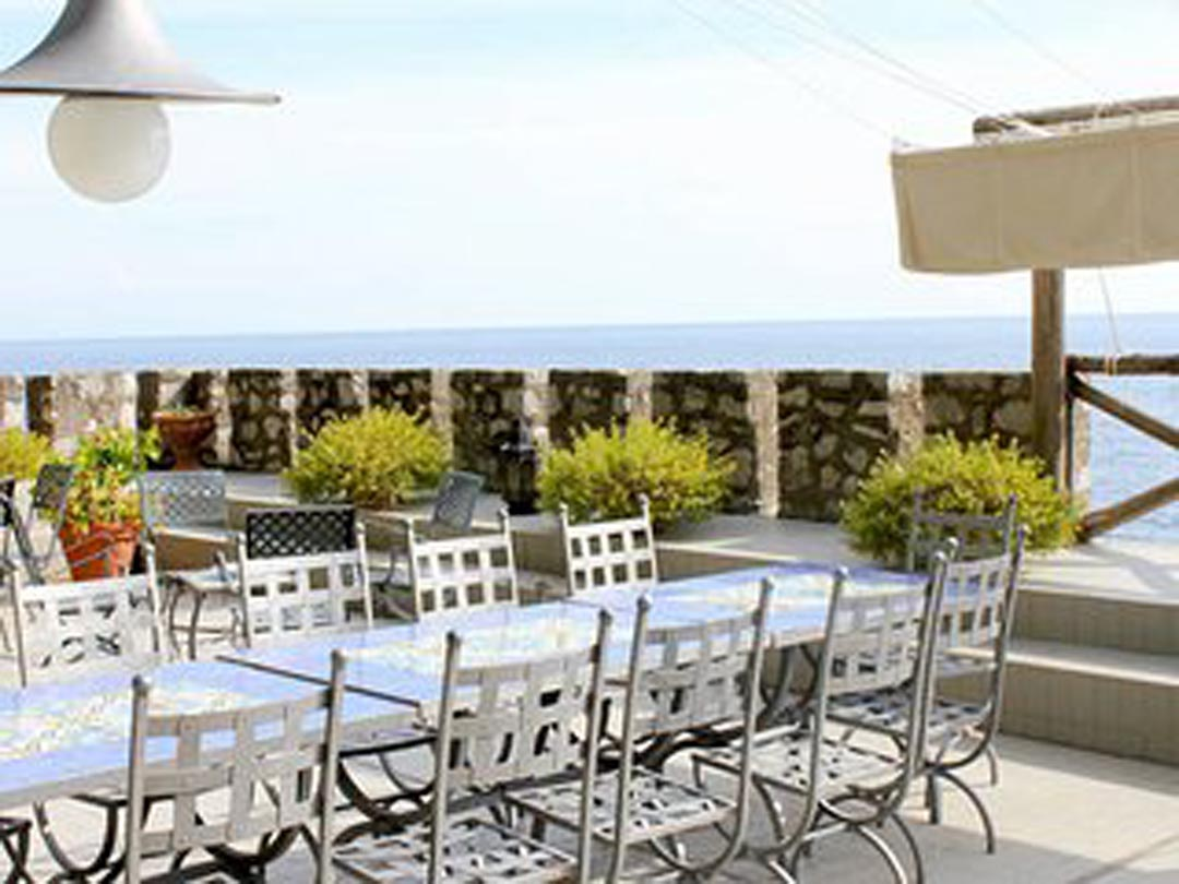 Gorgoues Terraces with 180°seaview - EXCLUSIVE VILLA