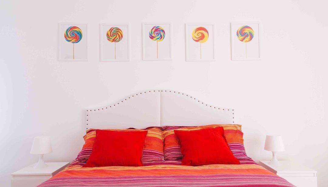 Master Bedroom - CASA GIO GIO
