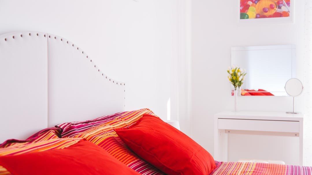 Master Bedroom details - CASA GIO GIO