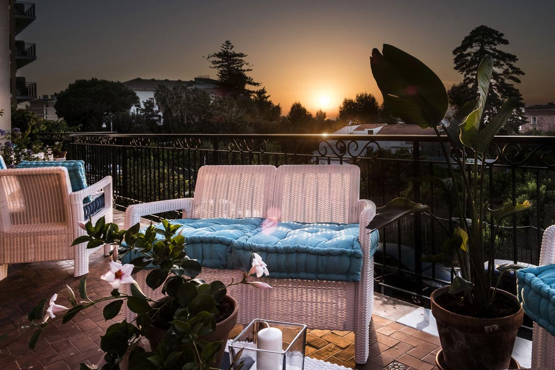 Stunning Terrace - MISON DONNA MARGHERITA