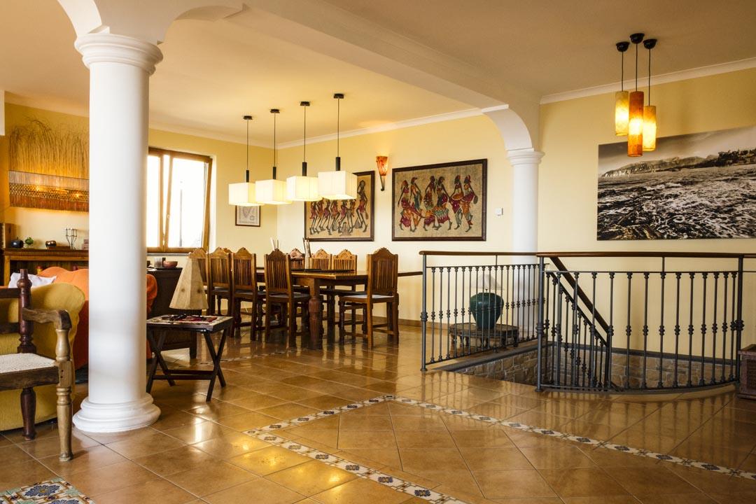 Gorgues and relaxing Living Room - SEAVIEW & ELEGANT VILLA