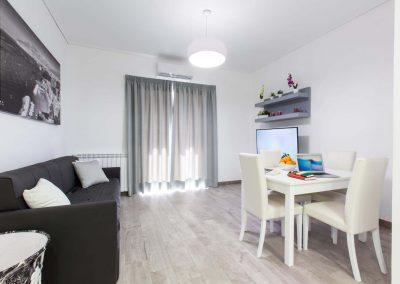 Conny House livingroom