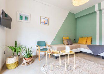 Mediterranean Suites old town Deluxe room (6)