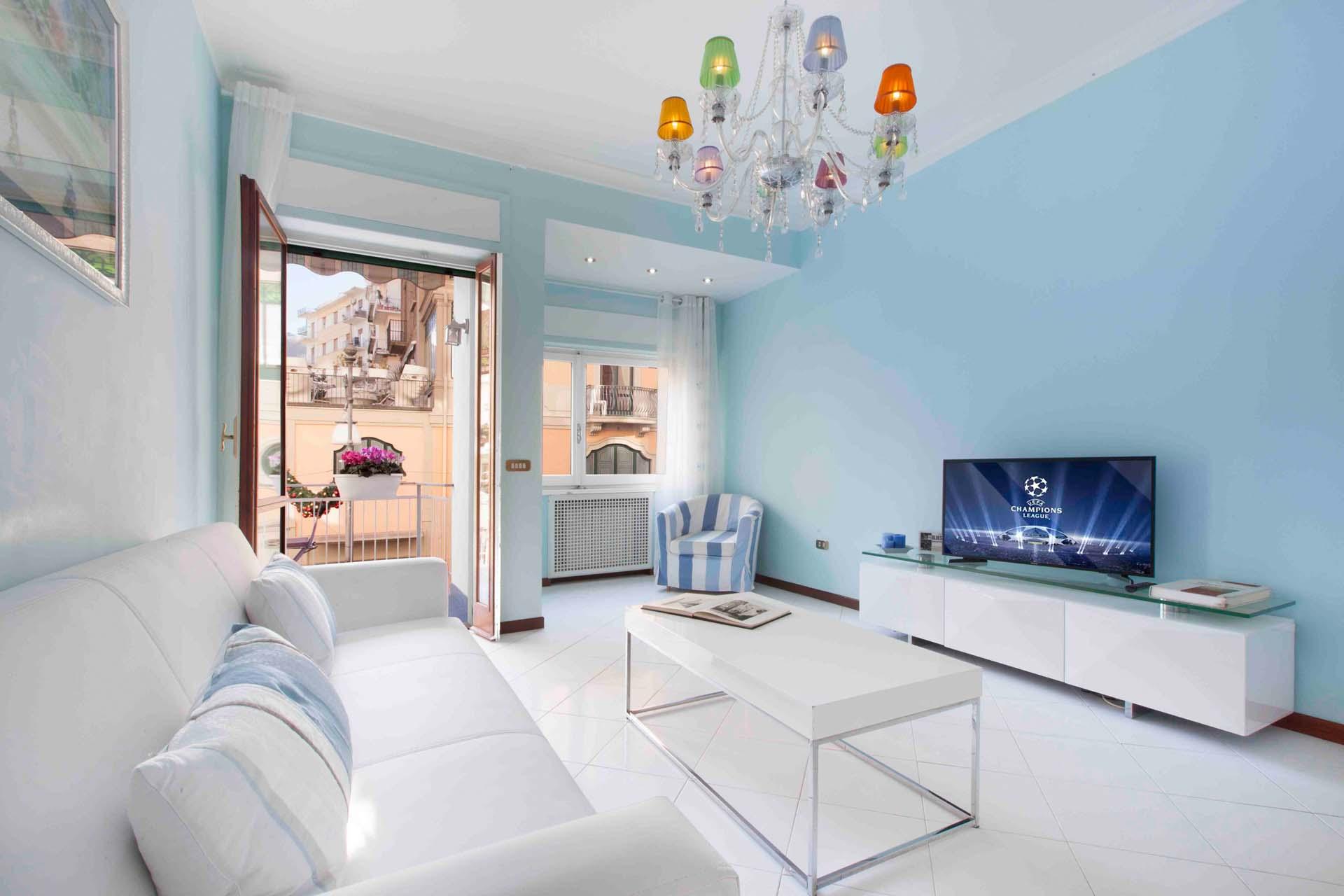 Vanna Home Apartment in Sorrento