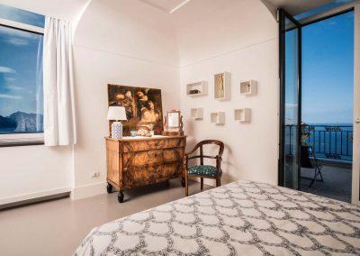 Villa Capri view bedroom (2)