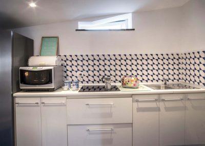 Villa Capri view kitchen (1)