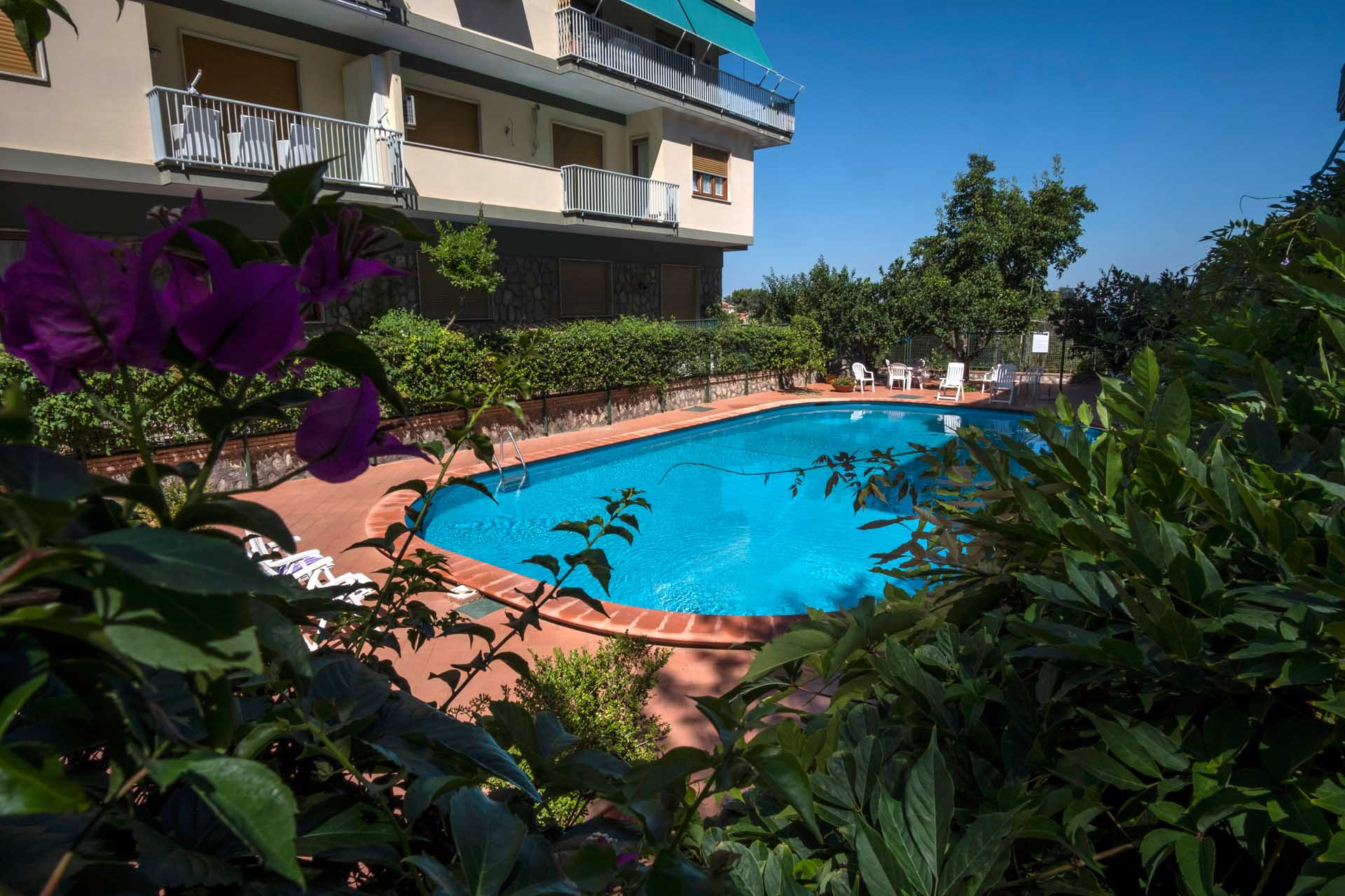 Maison Vittoria swimming pool (8)