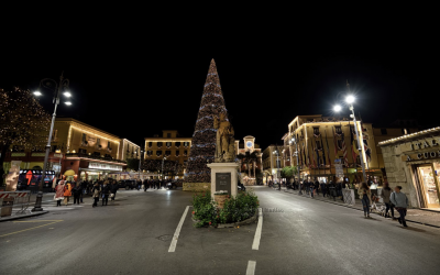 Christmas in Sorrento 2019 | Guide to festive events, food markets and concerts