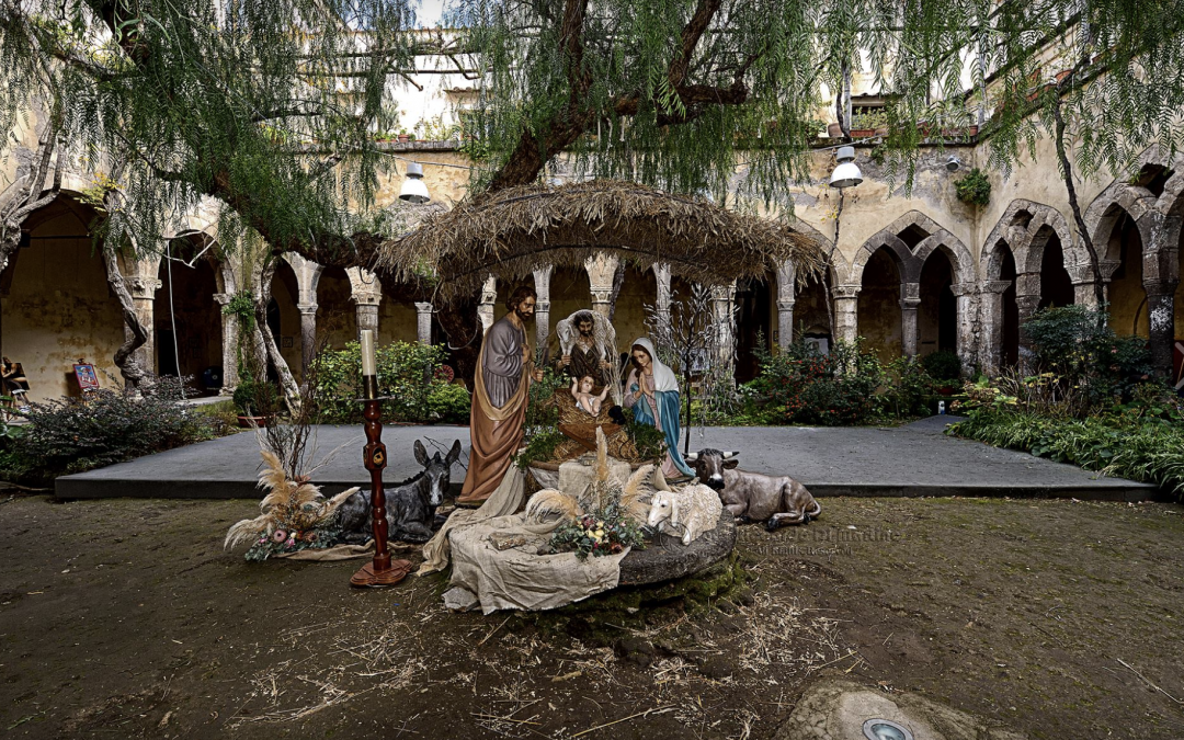 Christmas in Sorrento 2018 |  Nativity scenes, info and events