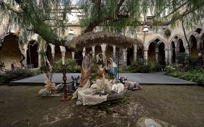 Christmas in Sorrento 2019 | Nativity scenes itinerary, map and info.