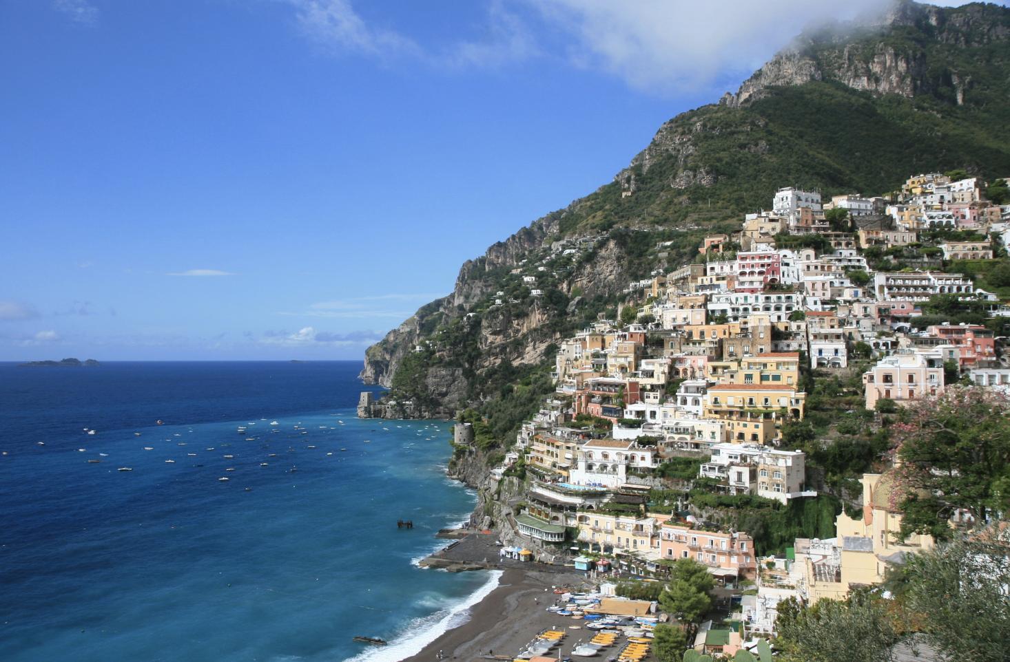 Daily Tours To Amalfi Coast Pompei And Capri On Christmas