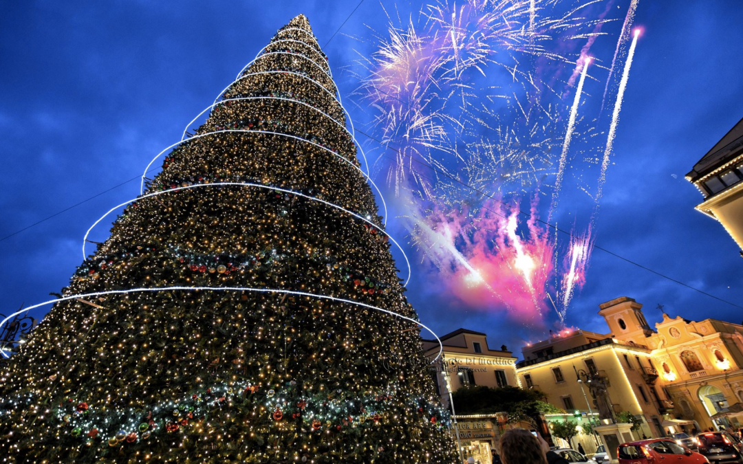 Top 10 things to do in Sorrento at Christmas time