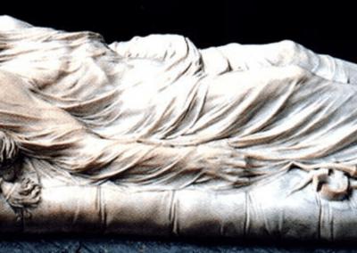 Cristo Velato, Cappella San Severo, Napoli.