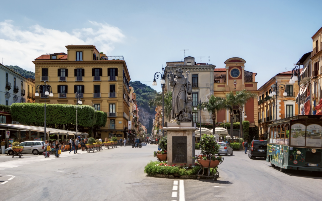 Visiting Sorrento in May | The definitive Guide