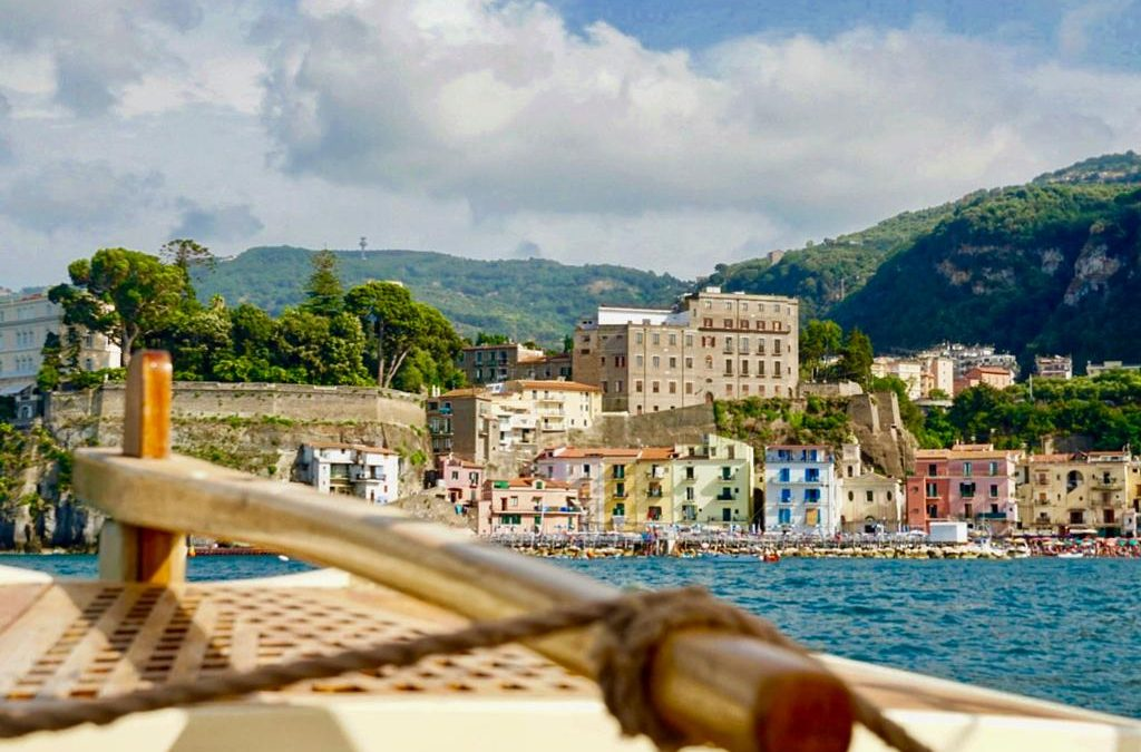 Visiting Sorrento in August – The definitive Guide