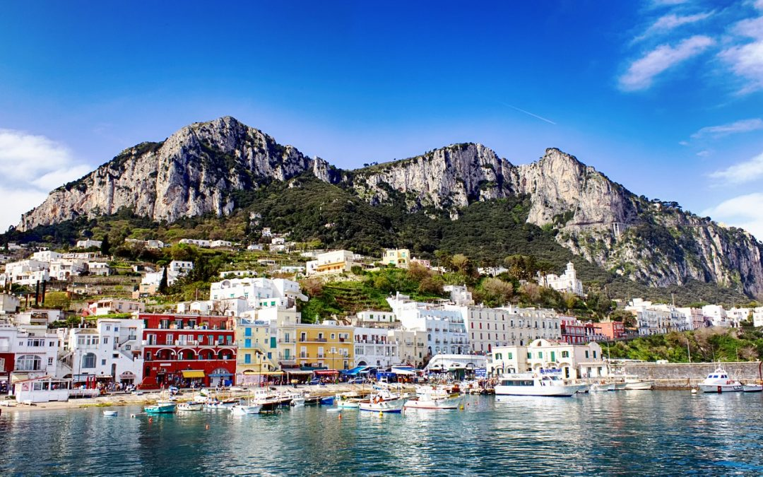 Getting from Sorrento to Capri – Best Route and Travel Advice