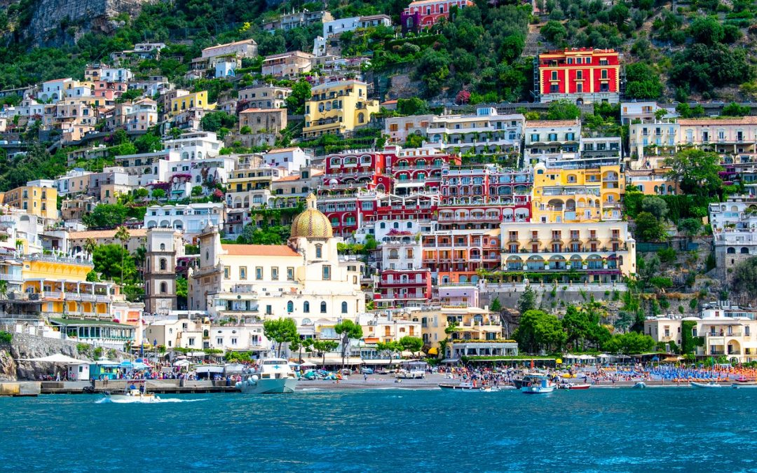 Sorrento, Capri & the Amalfi Coast in two days | Complete Itinerary