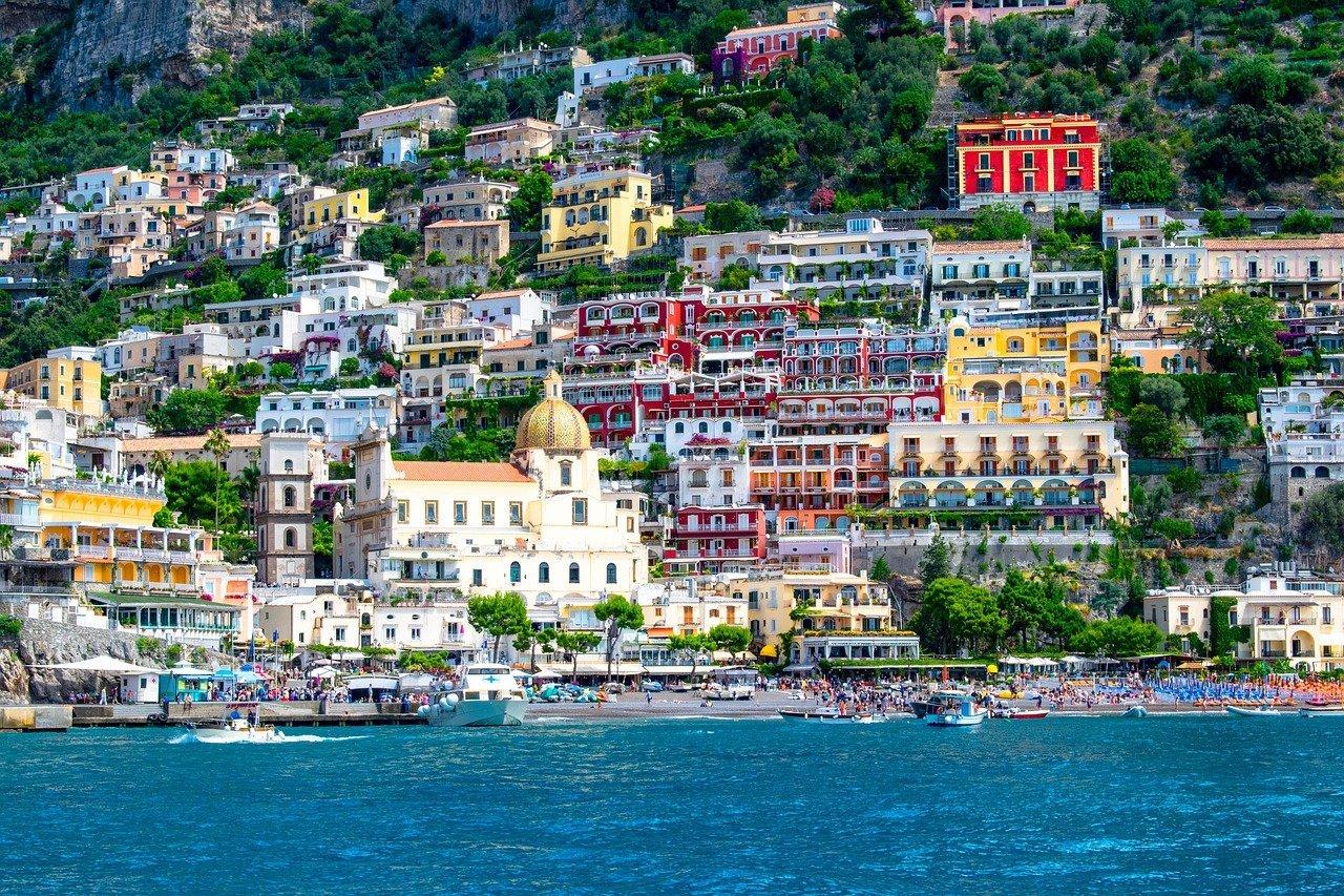 Sorrento Capri The Amalfi Coast In Two Days Complete