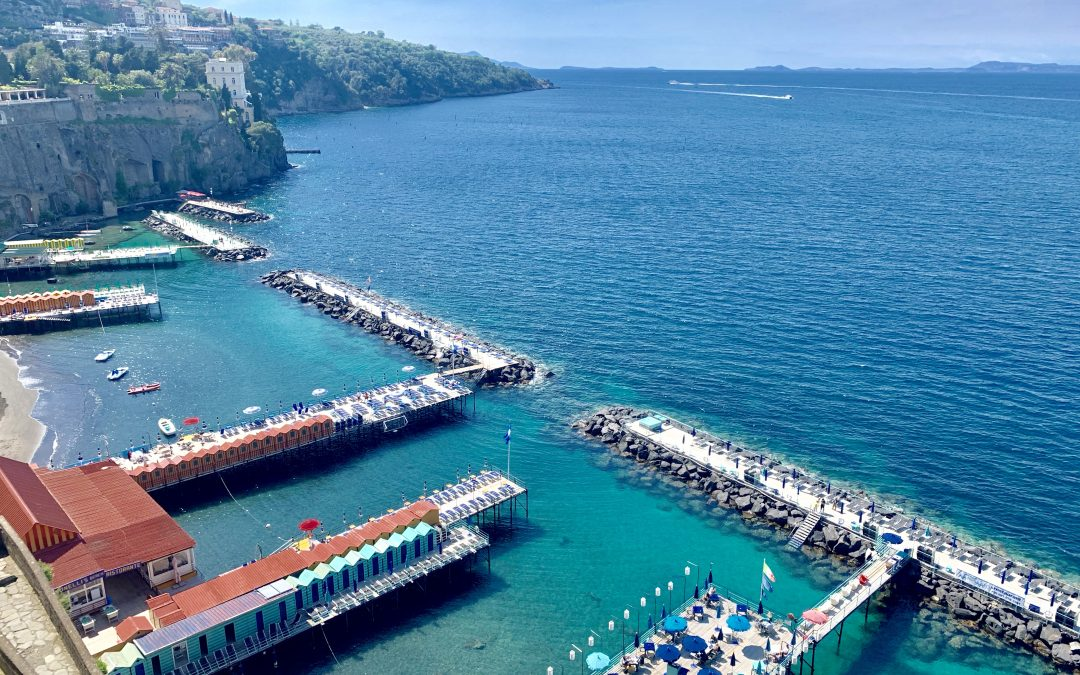 Beaches in Sorrento: all you need to know.