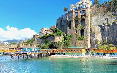 Sorrento, Capri, Amalfi Coast and Pompeii Ruins in three days | Complete Itinerary