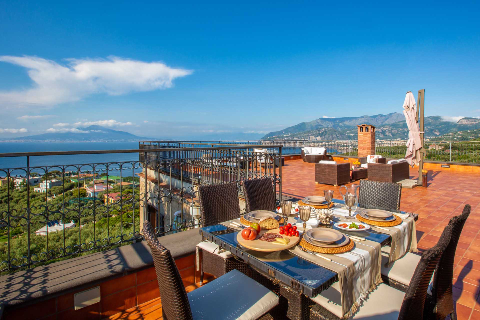 Casa Spartano Luxury Sorrento Romantic Apartment