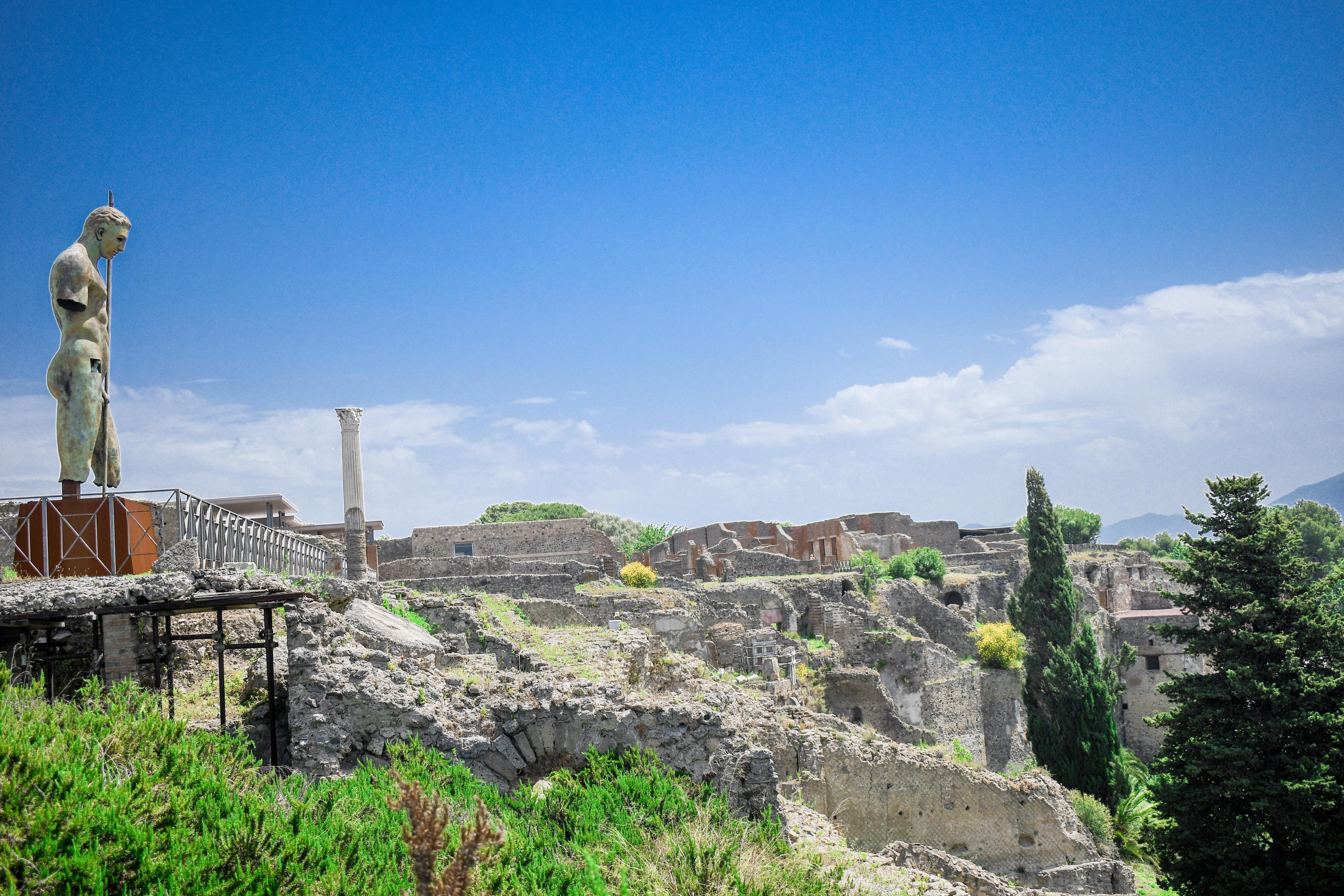 Pompeii Ruins Tour
