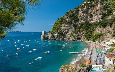 Beaches in Positano & Amalfi Coast: all you need to know.