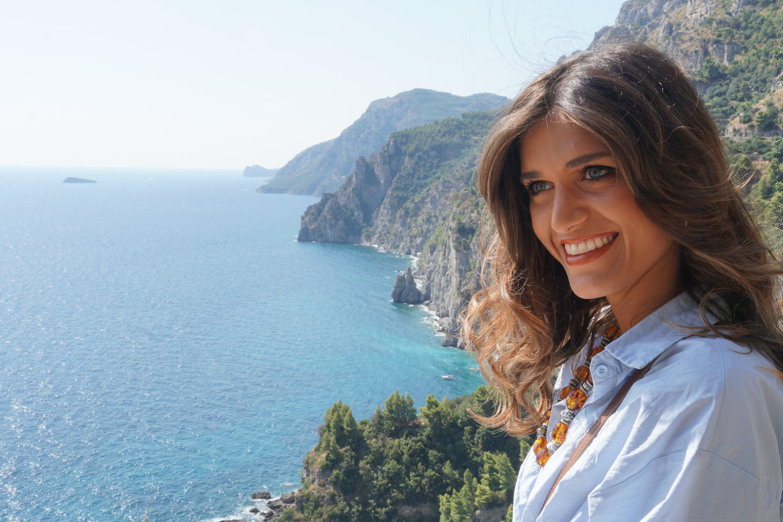 Amalfi Coast on the road