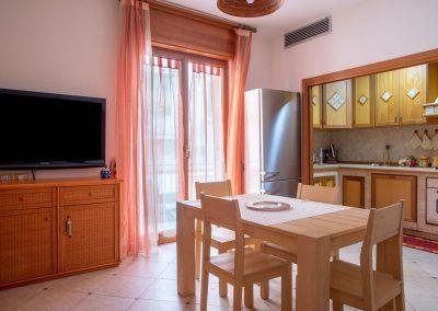 Il Vicoletto Sorrento livingroom
