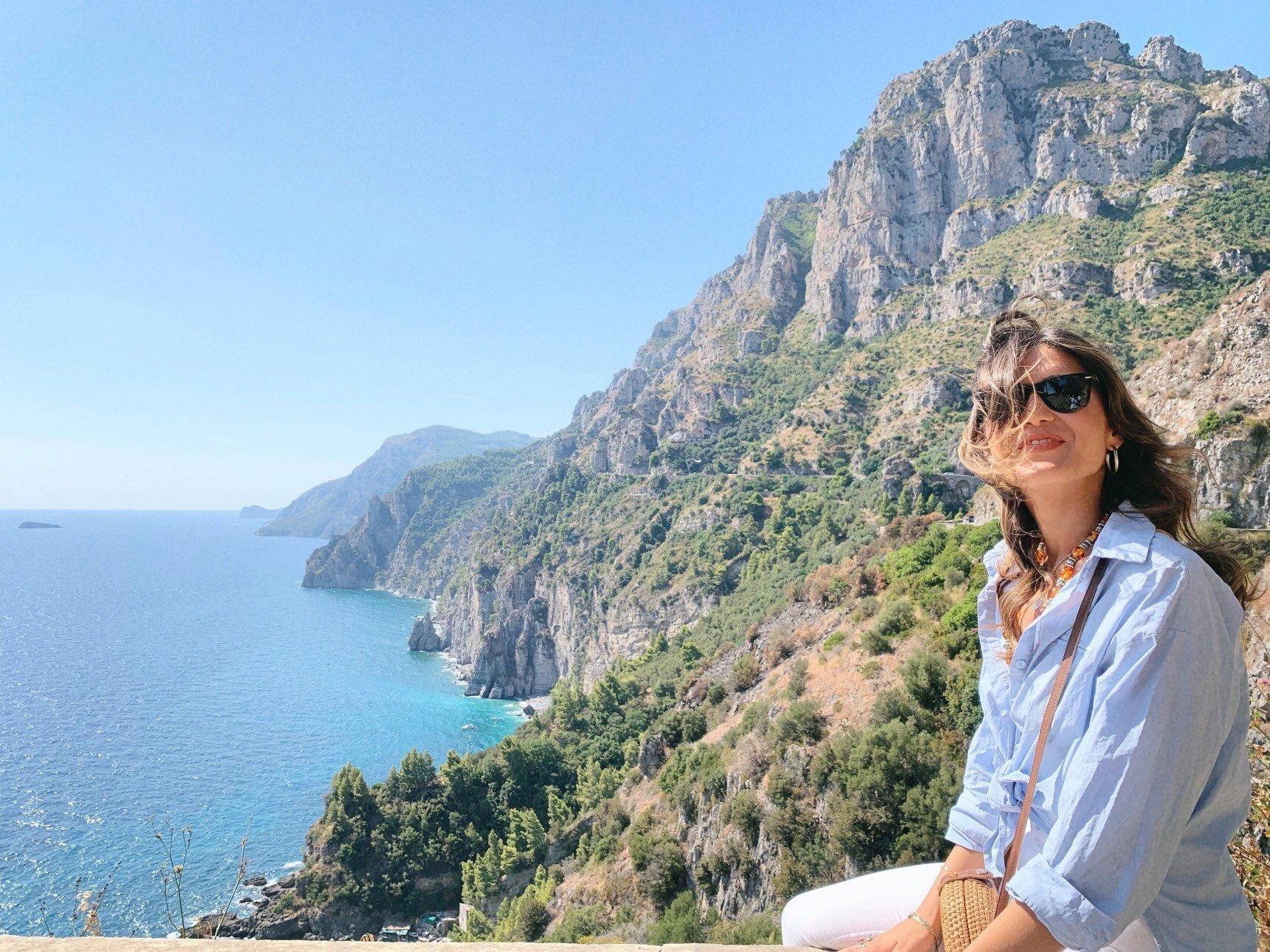 Amalfi Coast tour, viewpoint