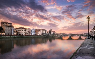 Getting from Florence to Sorrento – What's the best way?