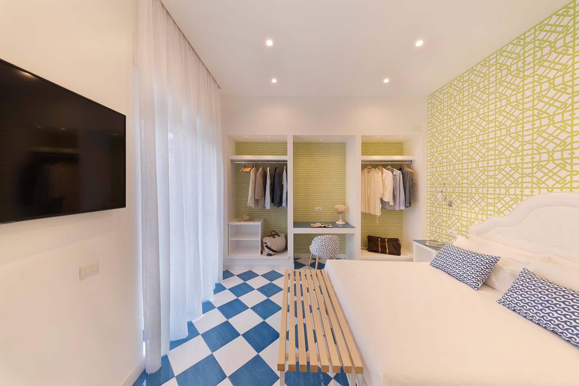 Levante apartment bedroom