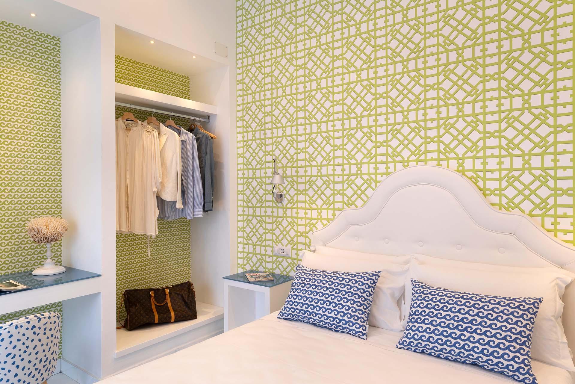 Luxury apartment, bedroom