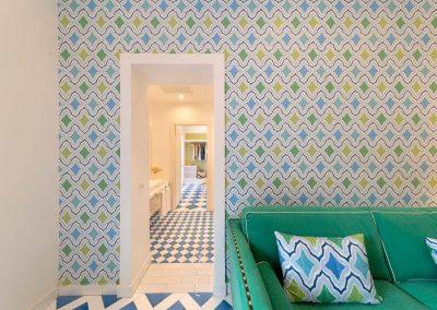 Levante apartment living room