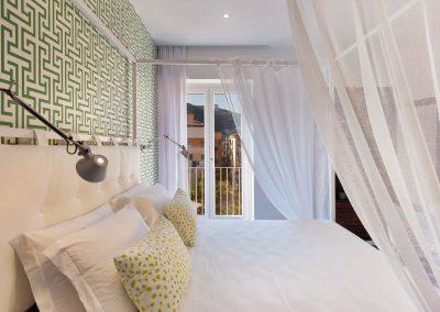 Scirocco apartment bedroom