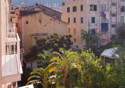 Scirocco apartment outdoor
