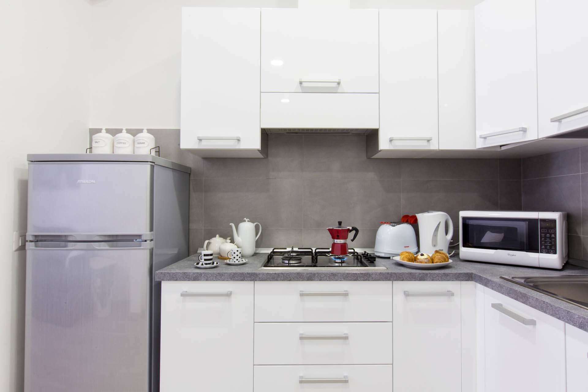 Conny's luxury maison kitchen