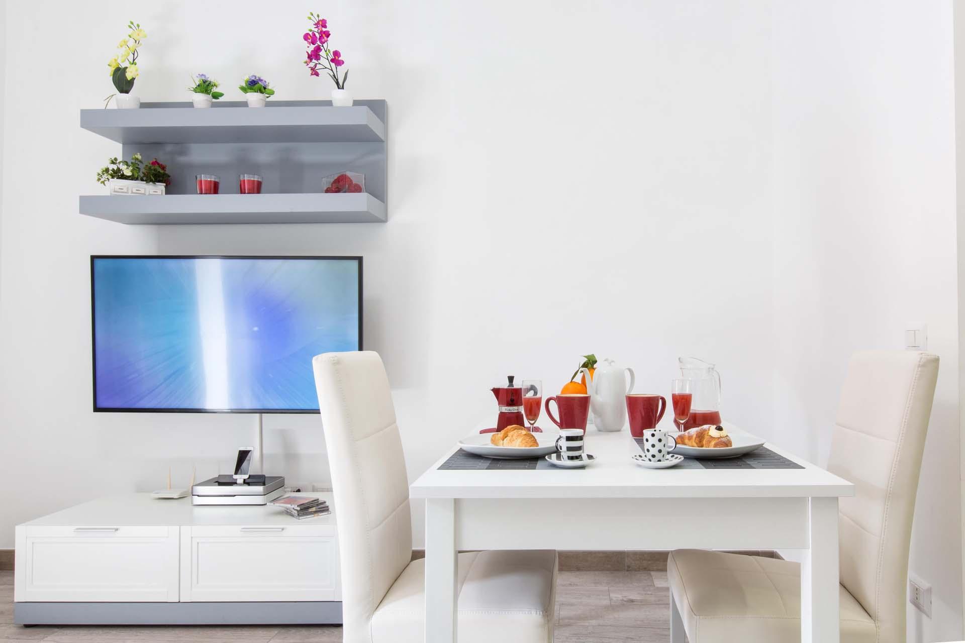 Conny's luxury maison kConny's Luxury Suite Sorrento Apartmentitchen
