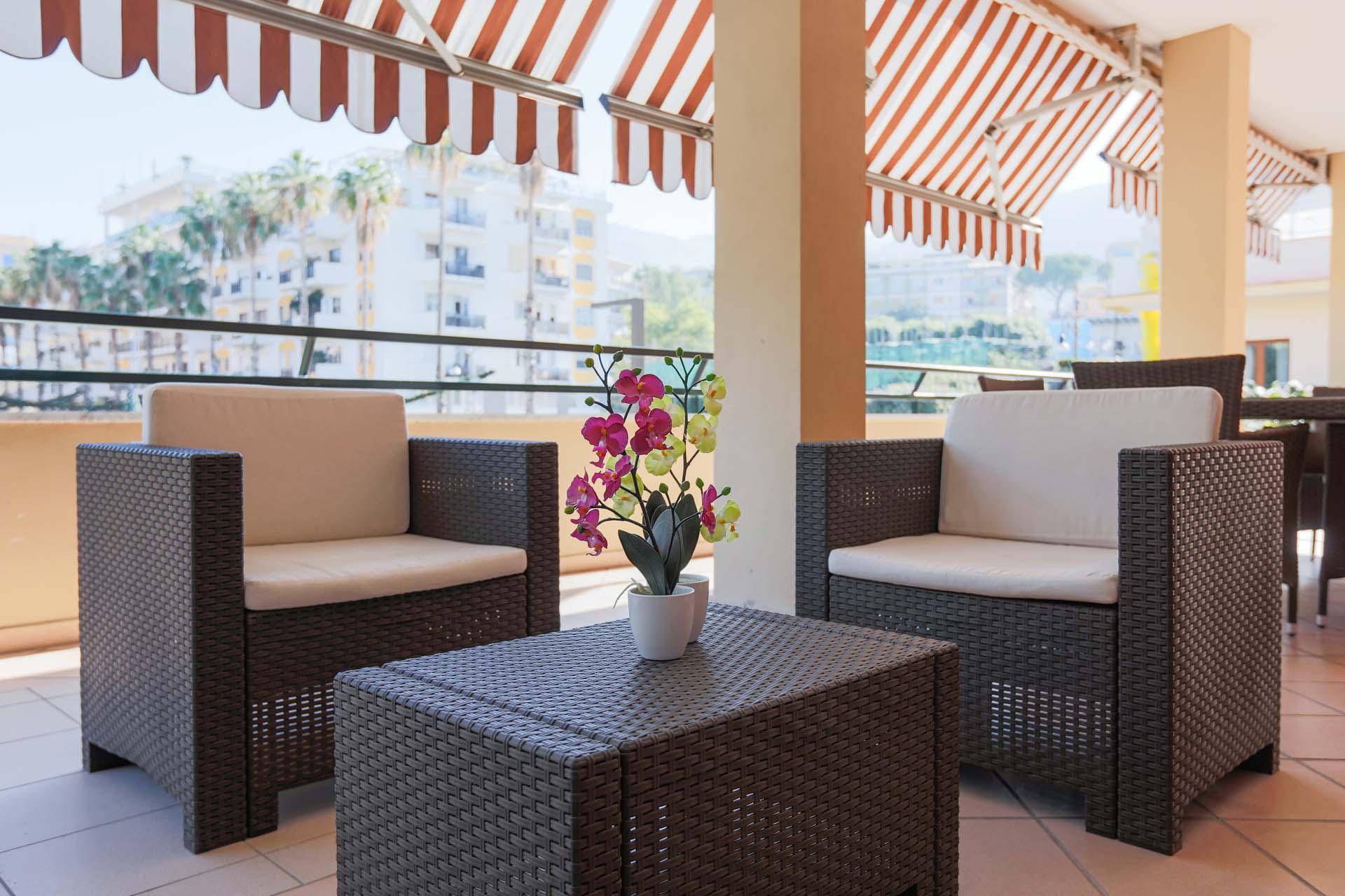Conny's luxury maison terrace