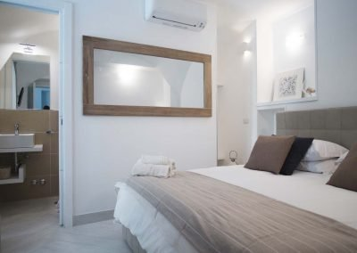 Spaciuos Villa with swimming pool in Sorrento Coast bedroom