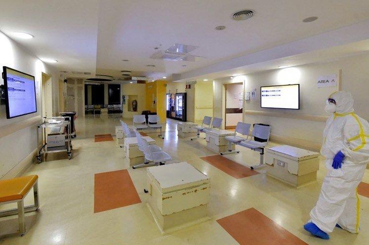 Hospital Italy Coronavirus