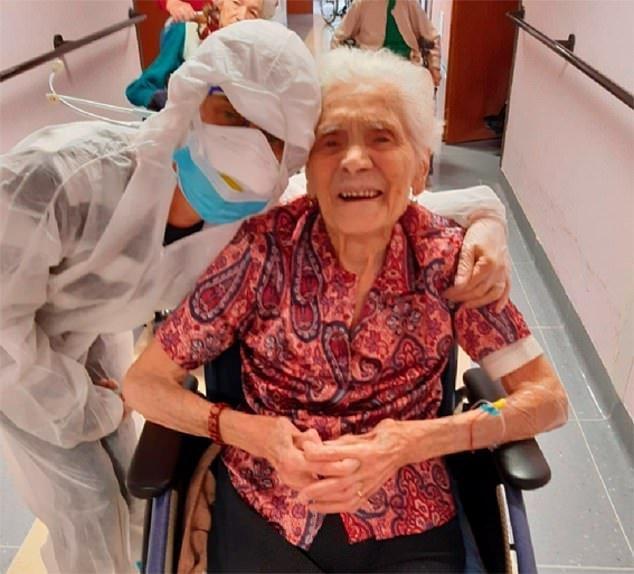Recovery in Italy from Coronavirus