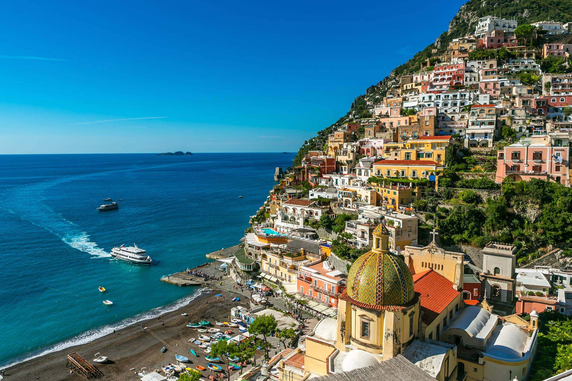Amalfi Coast Selection of Tours