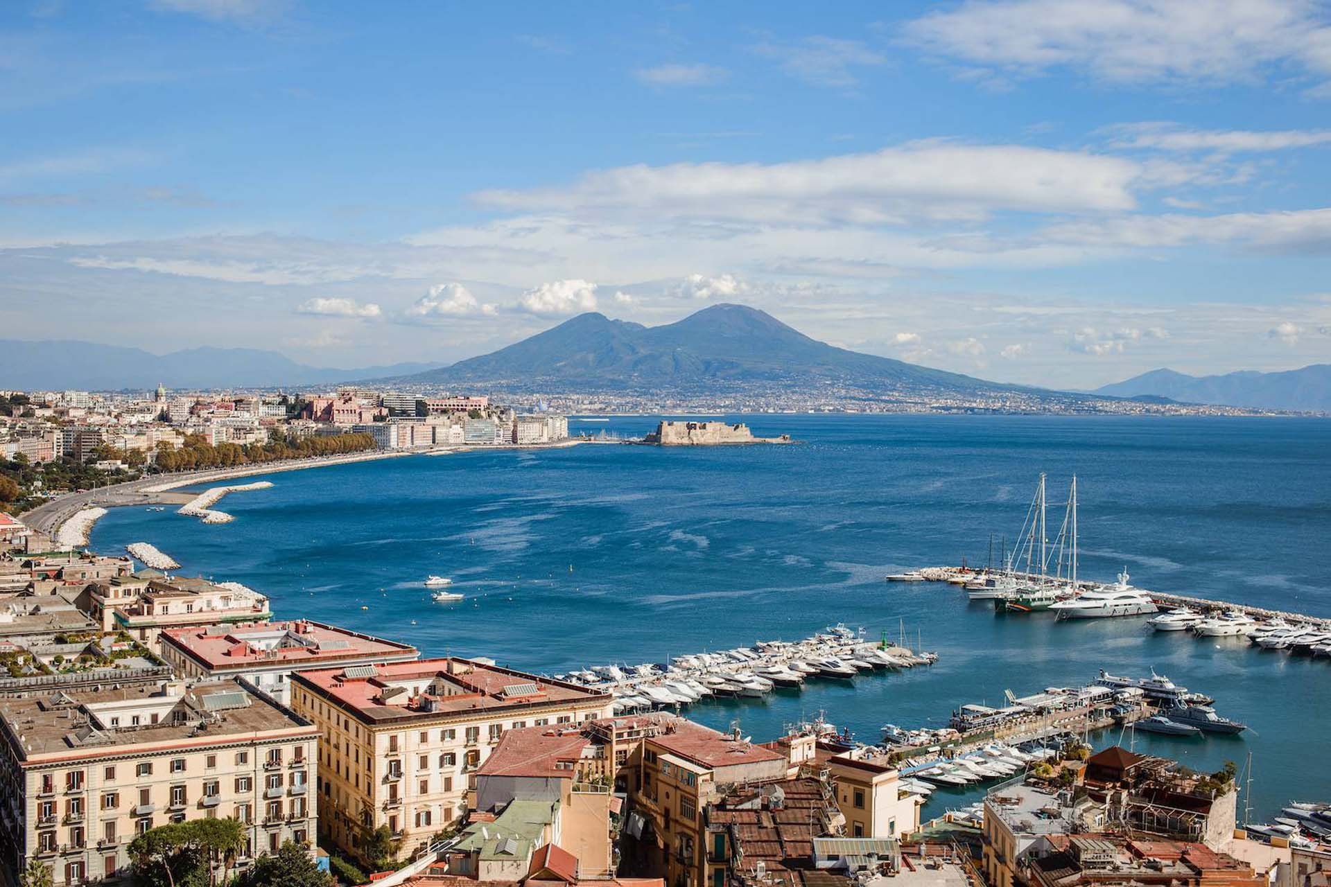 Napoli Tour and Pizza Experience