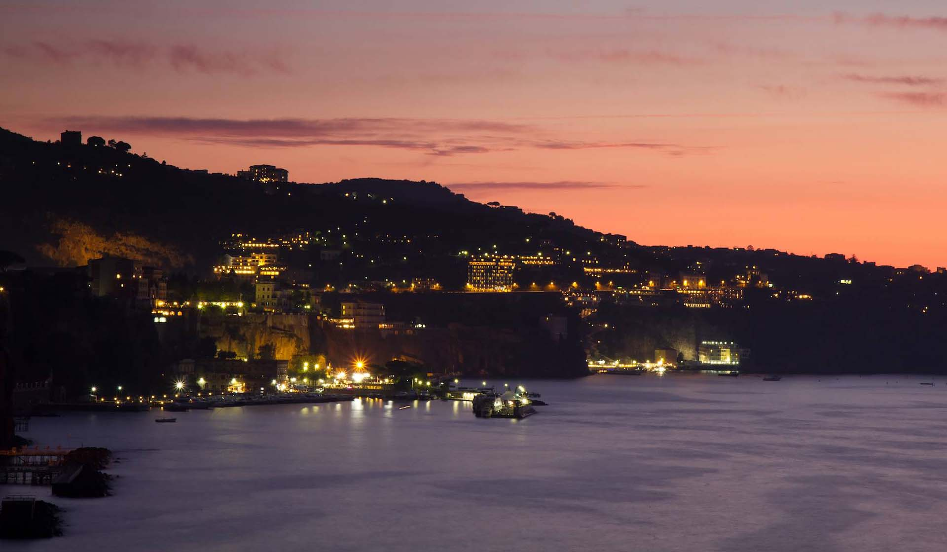 Romantic Luxury Sunset Tour Experience Amalfi Coast
