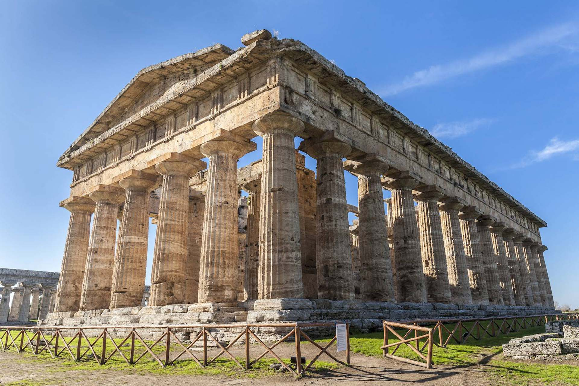 Paestum and Buffalo Mozzarella Experience