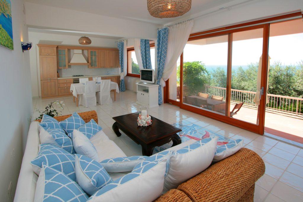 Villa in Nerano - Swimming Pool & Sea View