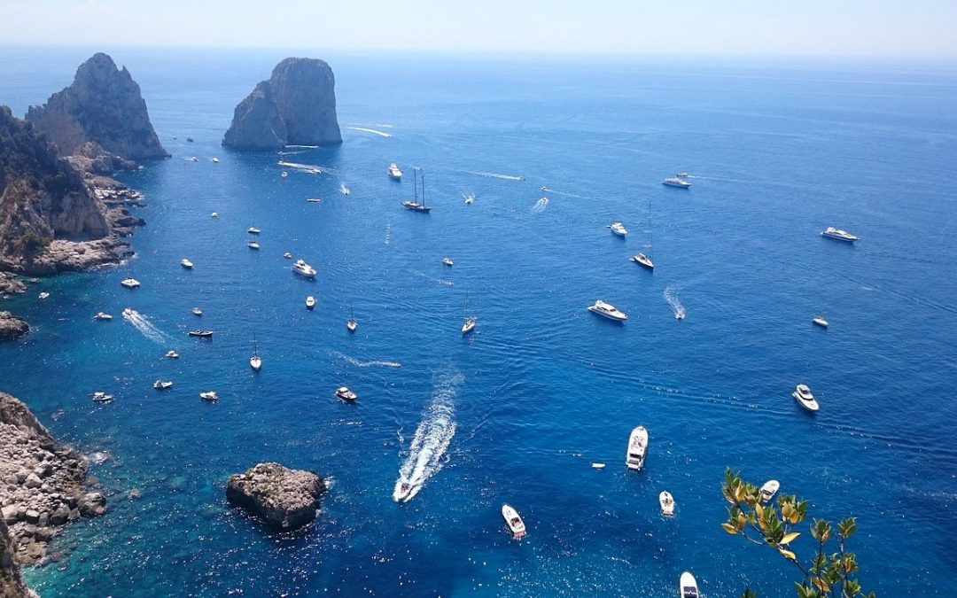 Capri, Amalfi Coast & Pompeii Ruins in Three Days | Complete Itinerary