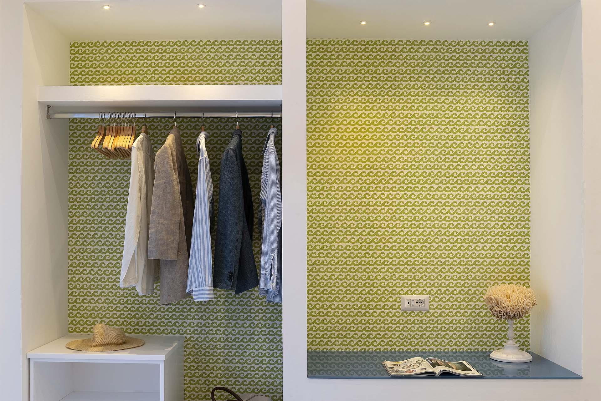 Master Bedroom Luxury Sorrento Apartment
