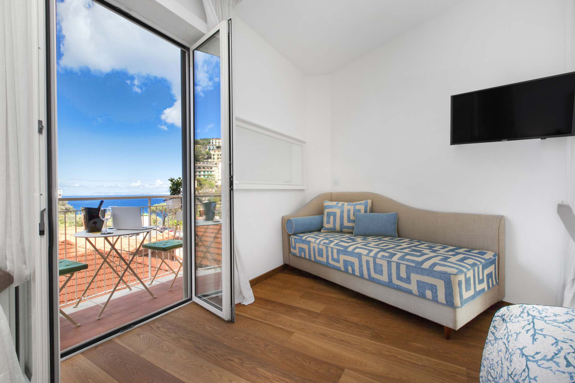 Luxury Home with Sea View Sorrento